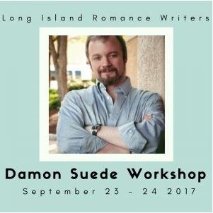 Damon Suede Weekend Workshop